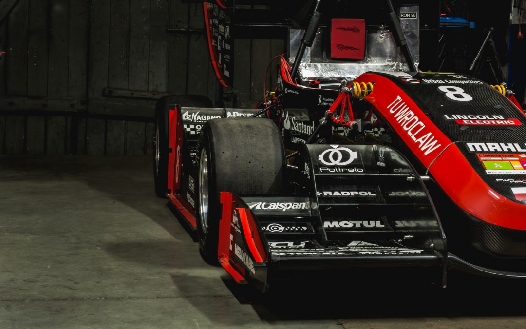KISIELEWSKI as a partner of PWR RACING TEAM