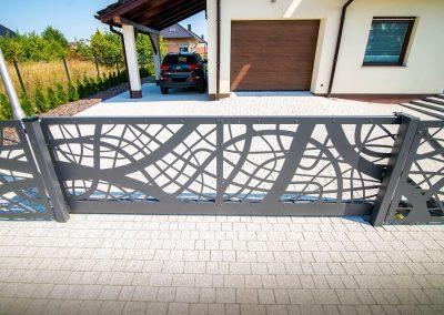 Brama-przesuwna-KISIELEWSKI-Steel-Design