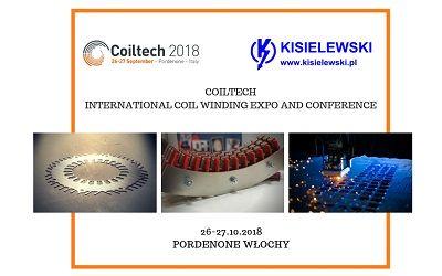 COILTECH 2018 PORDENONE ITALY 26-27.09.2018
