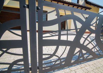 Ogrodzenie-wycinane-laserowo-KISIELEWSKI-Steel-Design-W007-detal