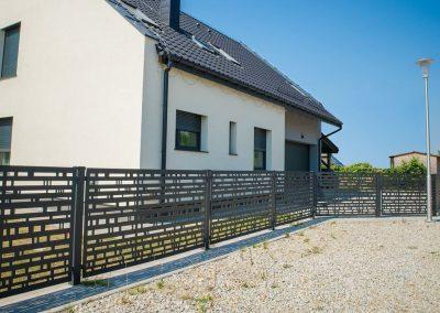 Ogrodzenie-wycinane-laserowo-KISIELEWSKI-Steel-Design-W009-frontowe