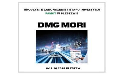 Grand Opening FAMOT DMG MORI