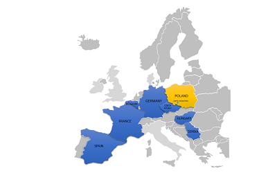KISIELEWSKI na rynku europejskim