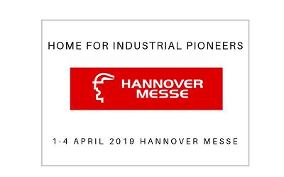 Targi Hannower Messe 1-5.04.2019